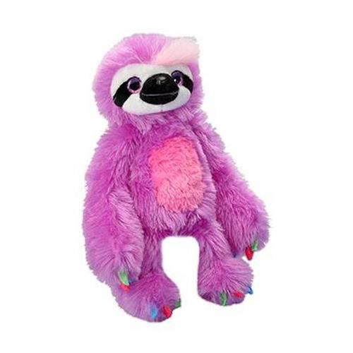 Wild Republic Sweet And Sassy 12in Sloth Stuffed Animal