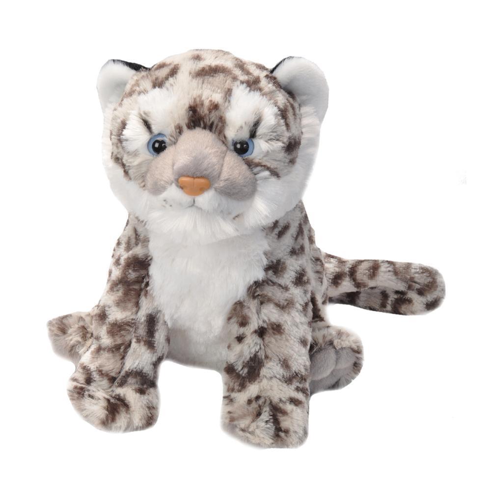 Wild Republic Cuddlekins 12in Snow Leopard Cub Stuffed Animal