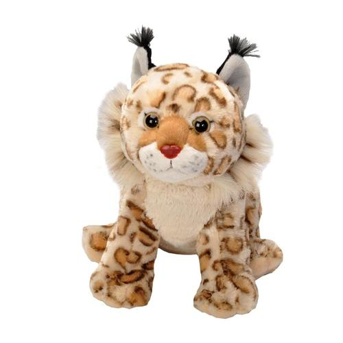 Wild Republic Cuddlekins 12in Bobcat Stuffed Animal