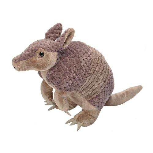 Wild Republic Cuddlekins 12in Armadillo Stuffed Animal