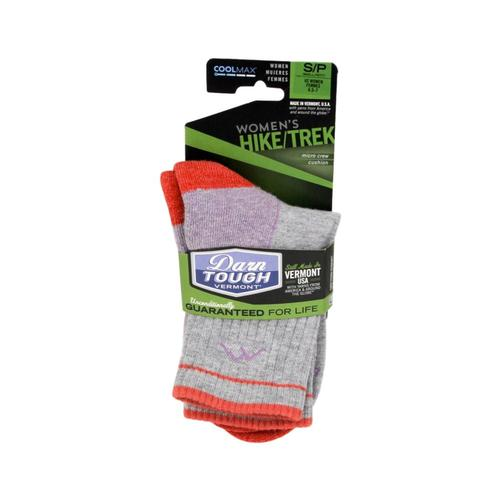 Darn Tough Women's Hiker Coolmax Micro Crew Cushion Socks