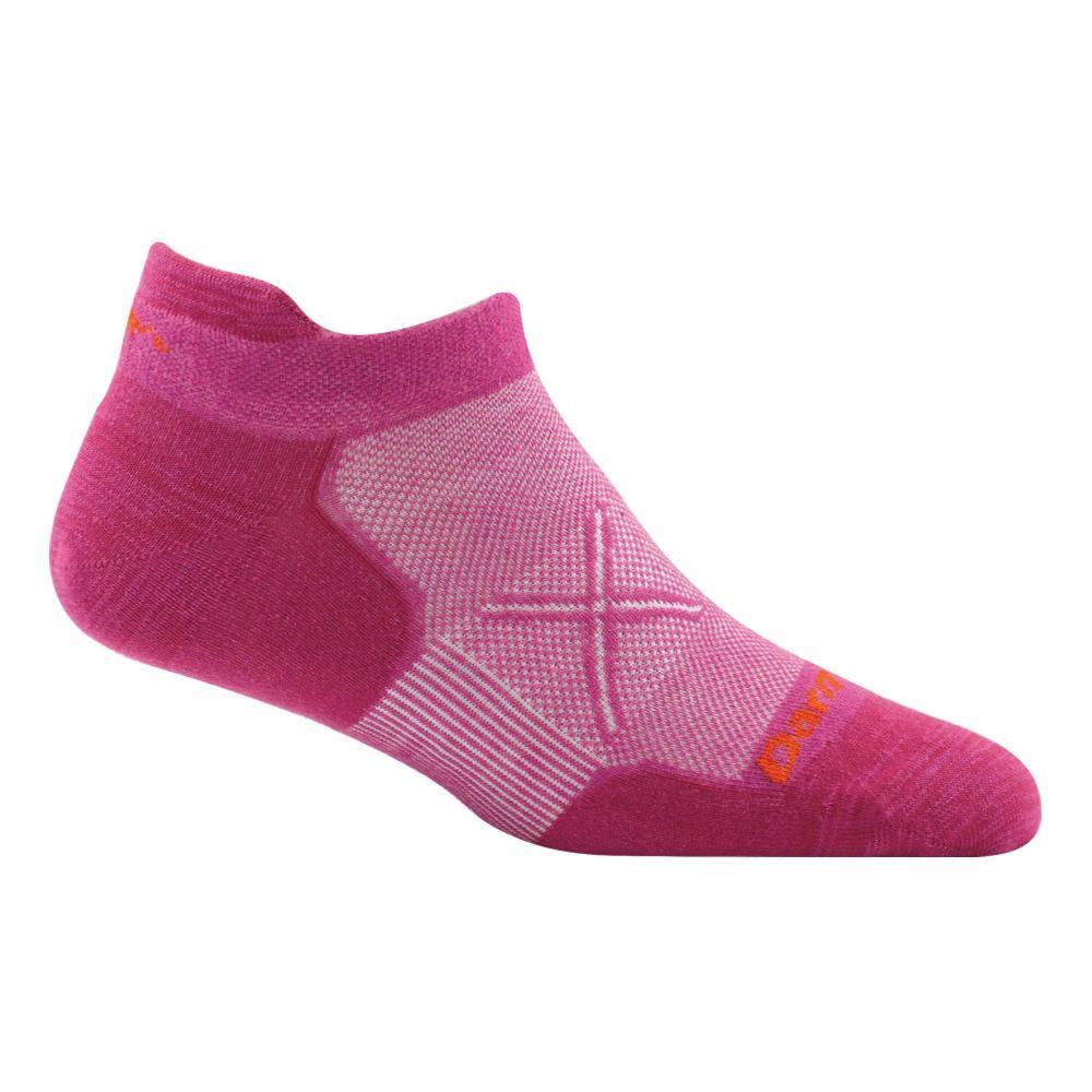 Darn Tough Women's Vertex Tab No Show Ultra-Light Cushion Socks BOYSENBERRY