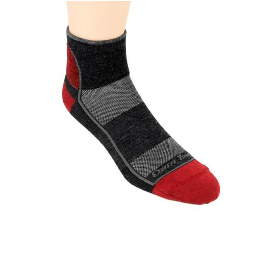 Darn Tough Men's 1/4 Sock Light Socks