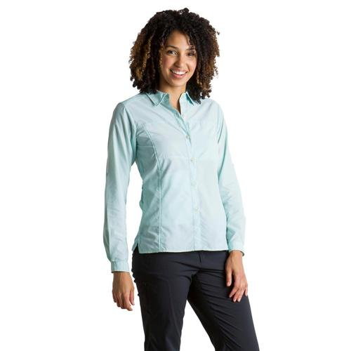 ExOfficio Women's Lightscape Long Sleeve Shirt