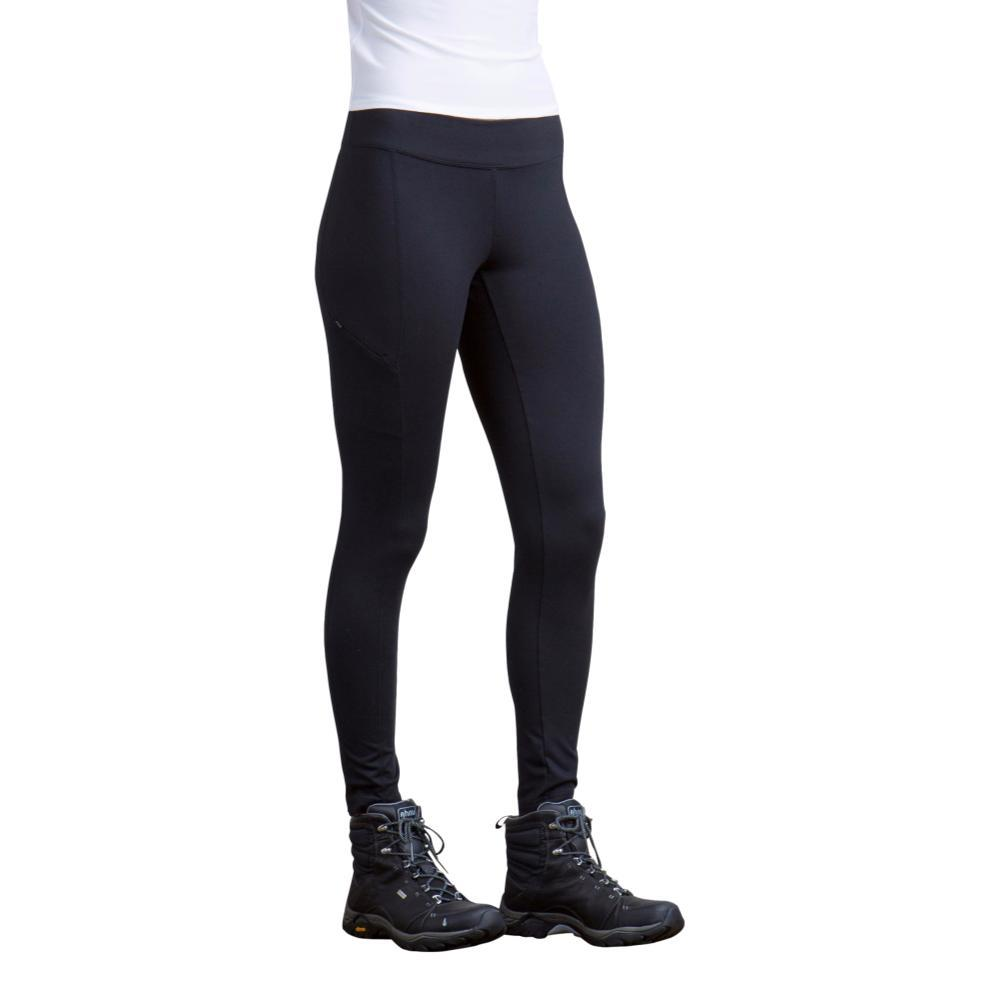 ExOfficio Women's BugsAway Impervia Leggings BLACK