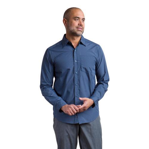 ExOfficio Men's Salida Plaid LS Shirt