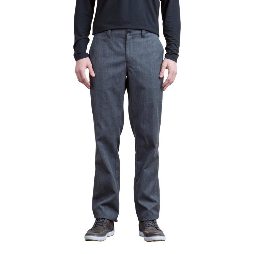 ExOfficio Men's Balfour Pants - 32in BLKHTHR