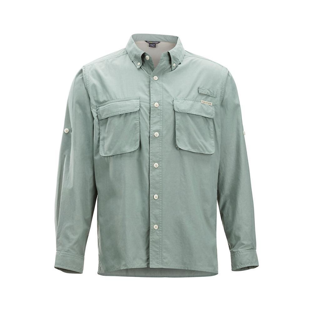 ExOfficio Men's Air Strip LS Shirt BONSAI