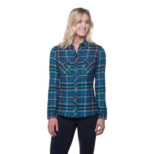 Kuhl Women's Greta Flannel Shirt