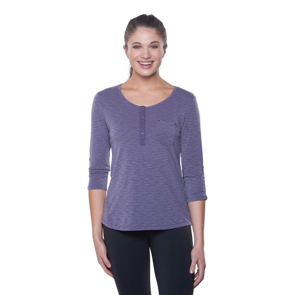 Kuhl Women's Trista 3/4 Sleeve Shirt THISLE