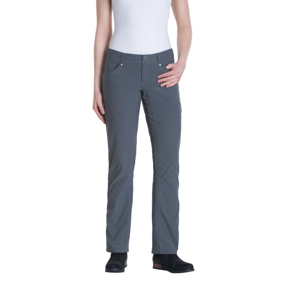 KUHL Women's Trekr Pants - 32in CHARCOAL
