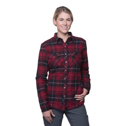 Kuhl Women's Kota Lined Flannel Shirt