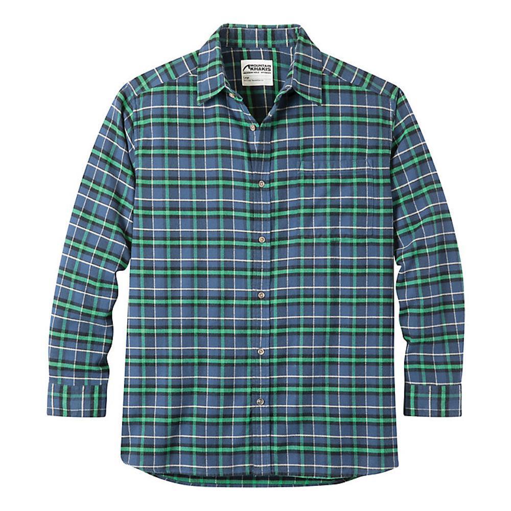 Mountain Khakis Men's Peden Plaid Shirt TWILIGHT