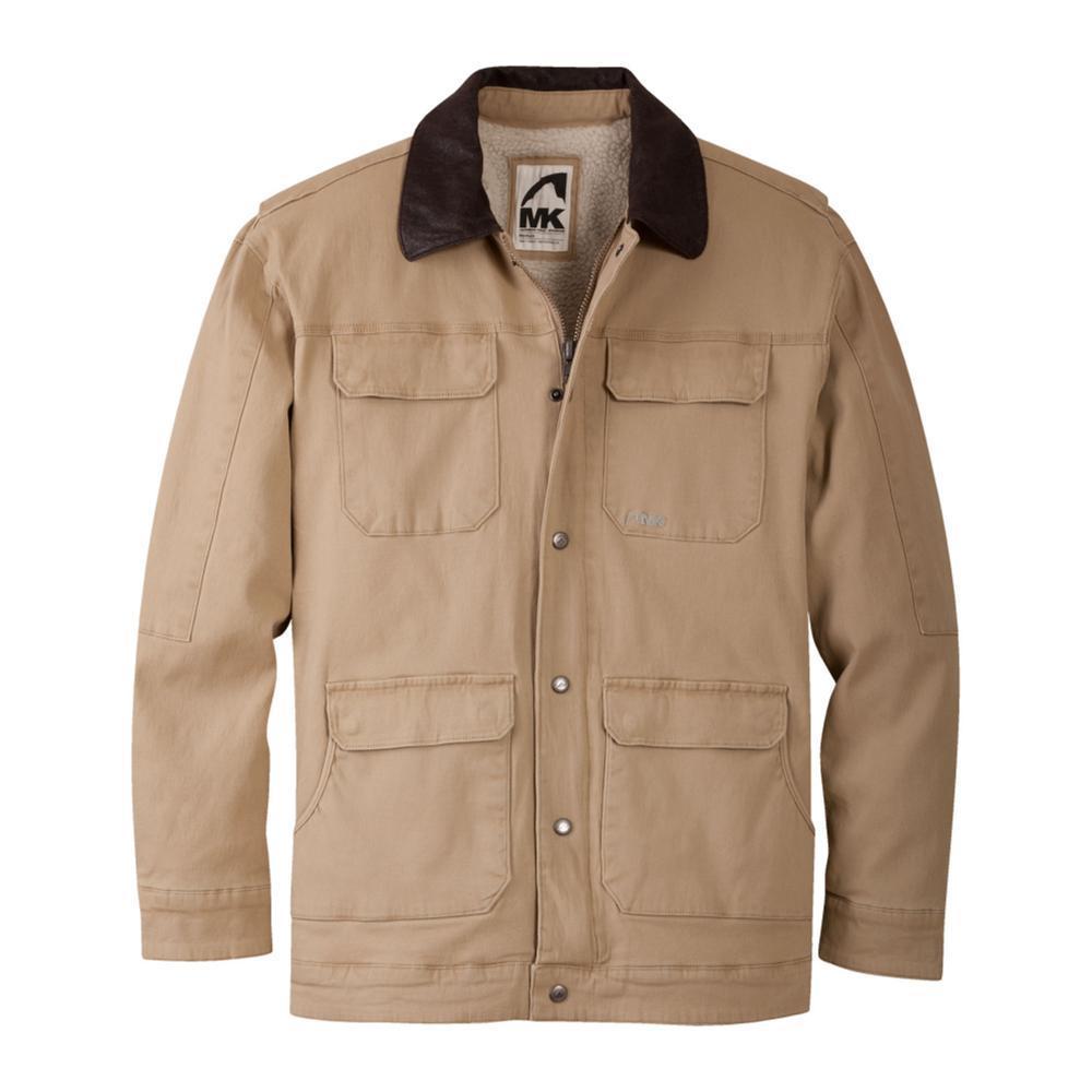 Mountain Khakis Men's Ranch Shearling Jacket YELLOWSTON