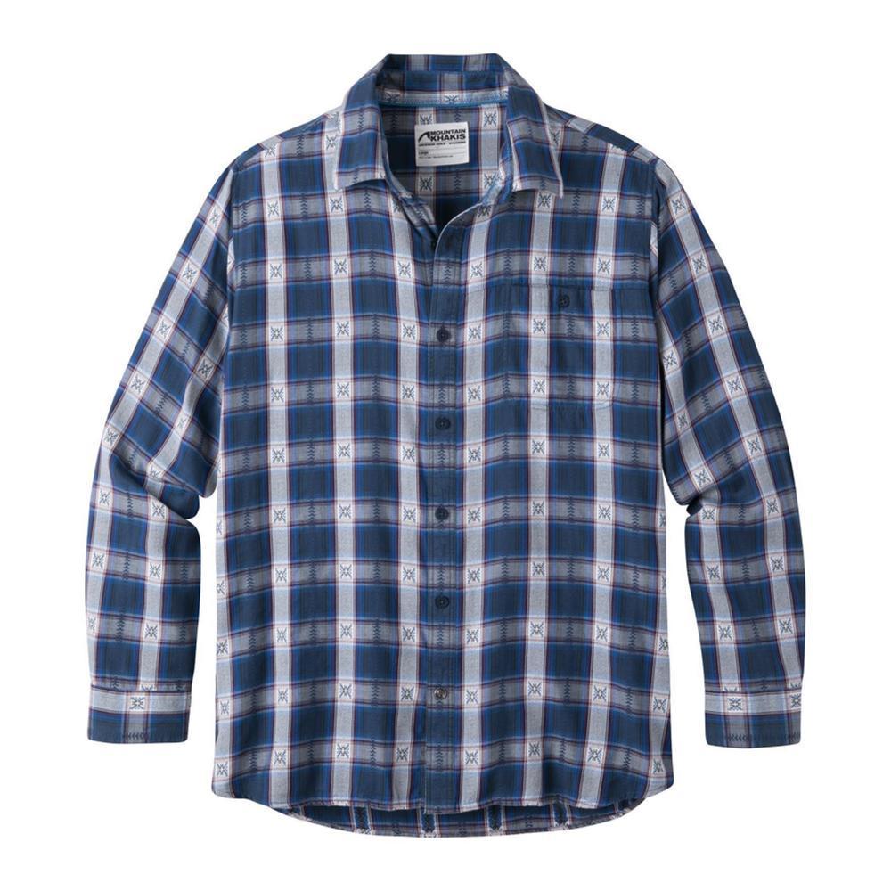 Mountain Khakis Men's Tavern Flannel Shirt TWILIGHT