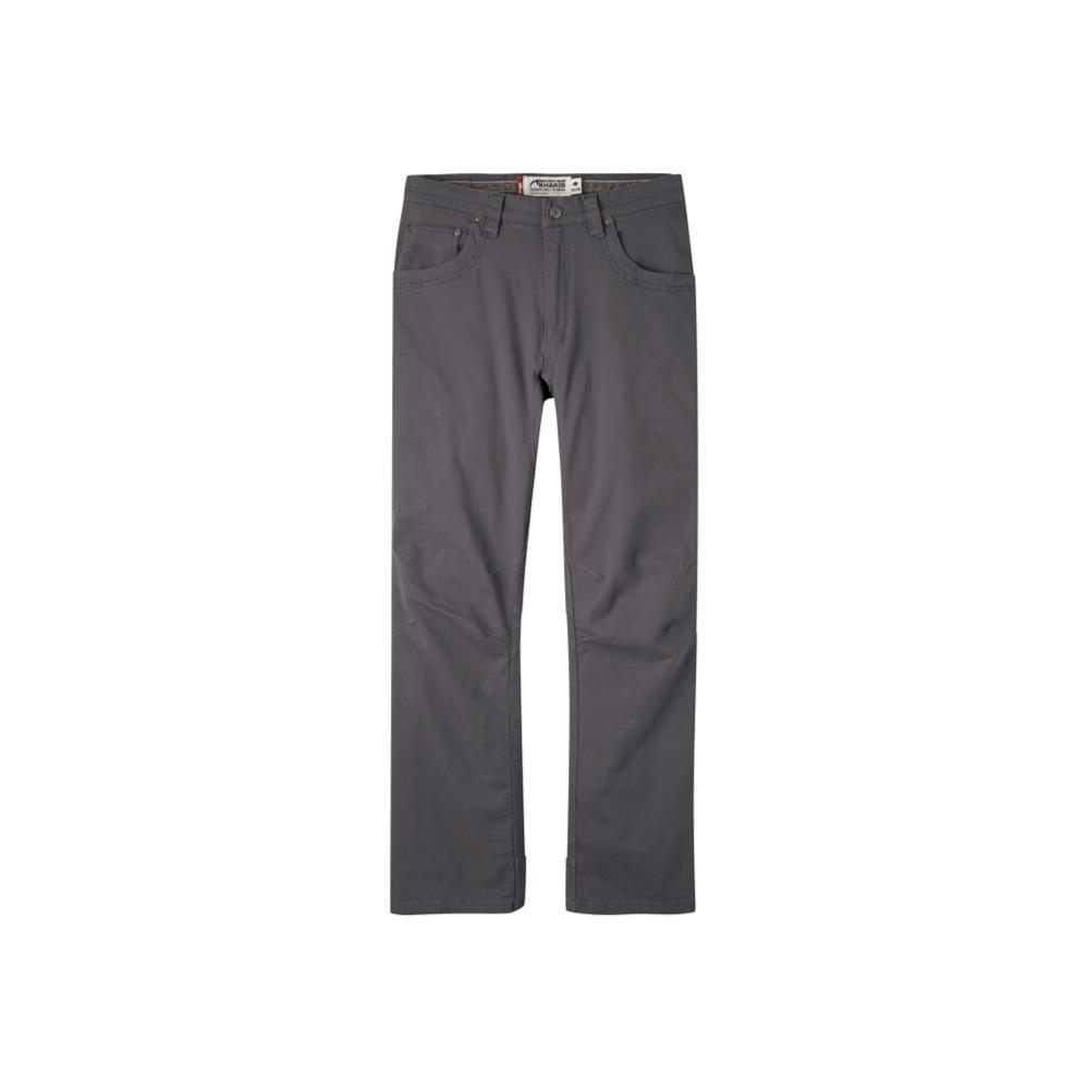 Mountain Khakis Men's Camber 106 Pants - 32in SLATE