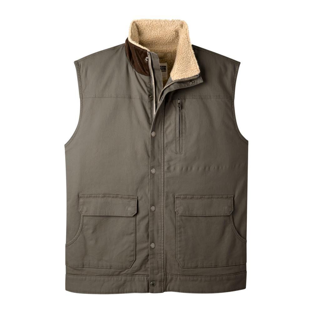 Mountain Khakis Men's Ranch Shearling Vest TERRA