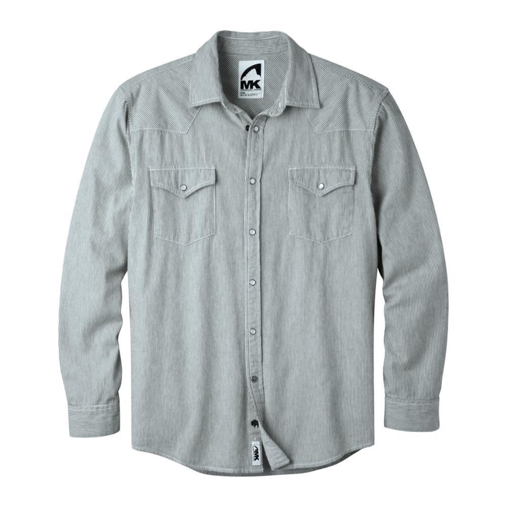 Mountain Khakis Men's Original Mountain Denim Shirt RAILROAD