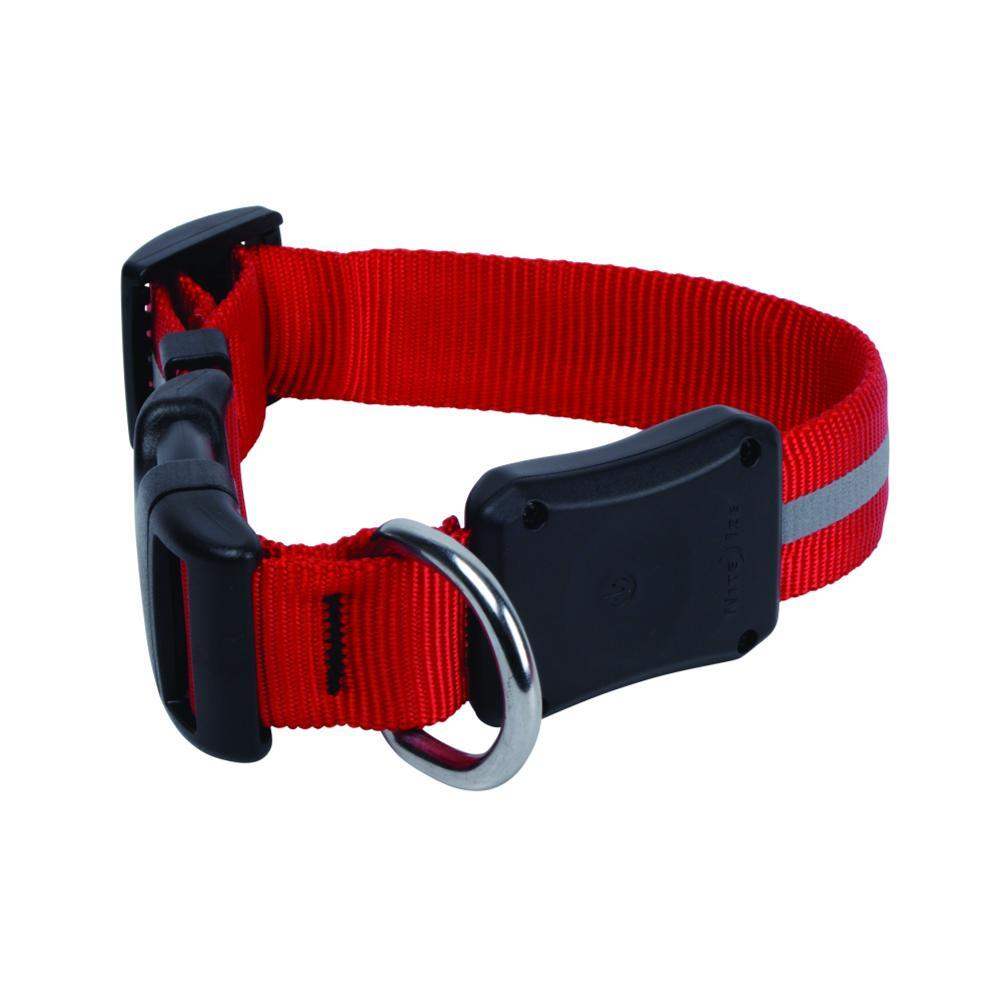 Nite Ize Nite Dawg LED Dog Collar - Small RED