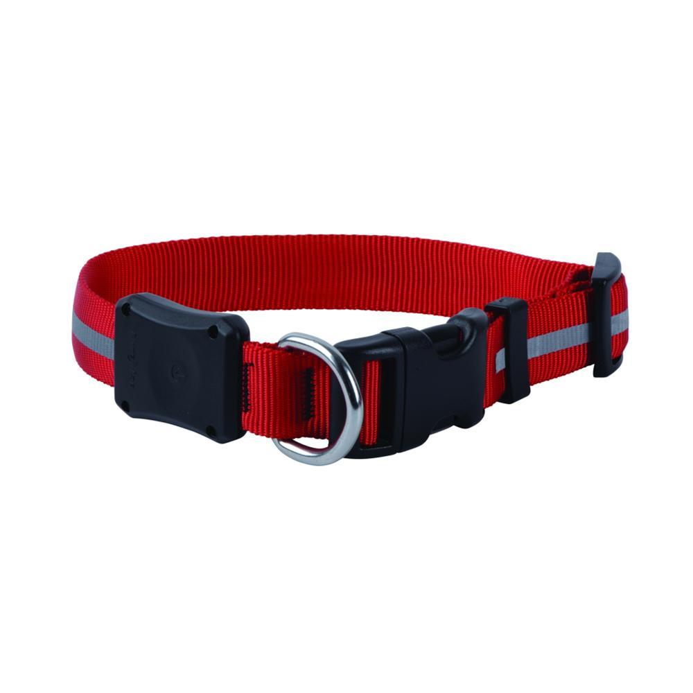 Nite Ize Nite Dawg LED Dog Collar - Medium RED