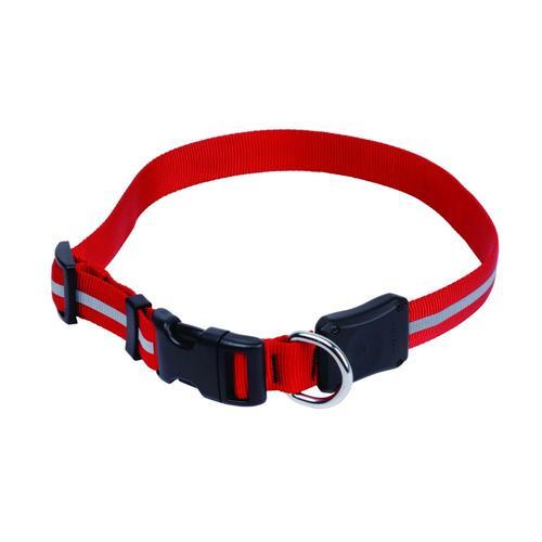 Nite Ize Nite Dawg LED Dog Collar - Large Red