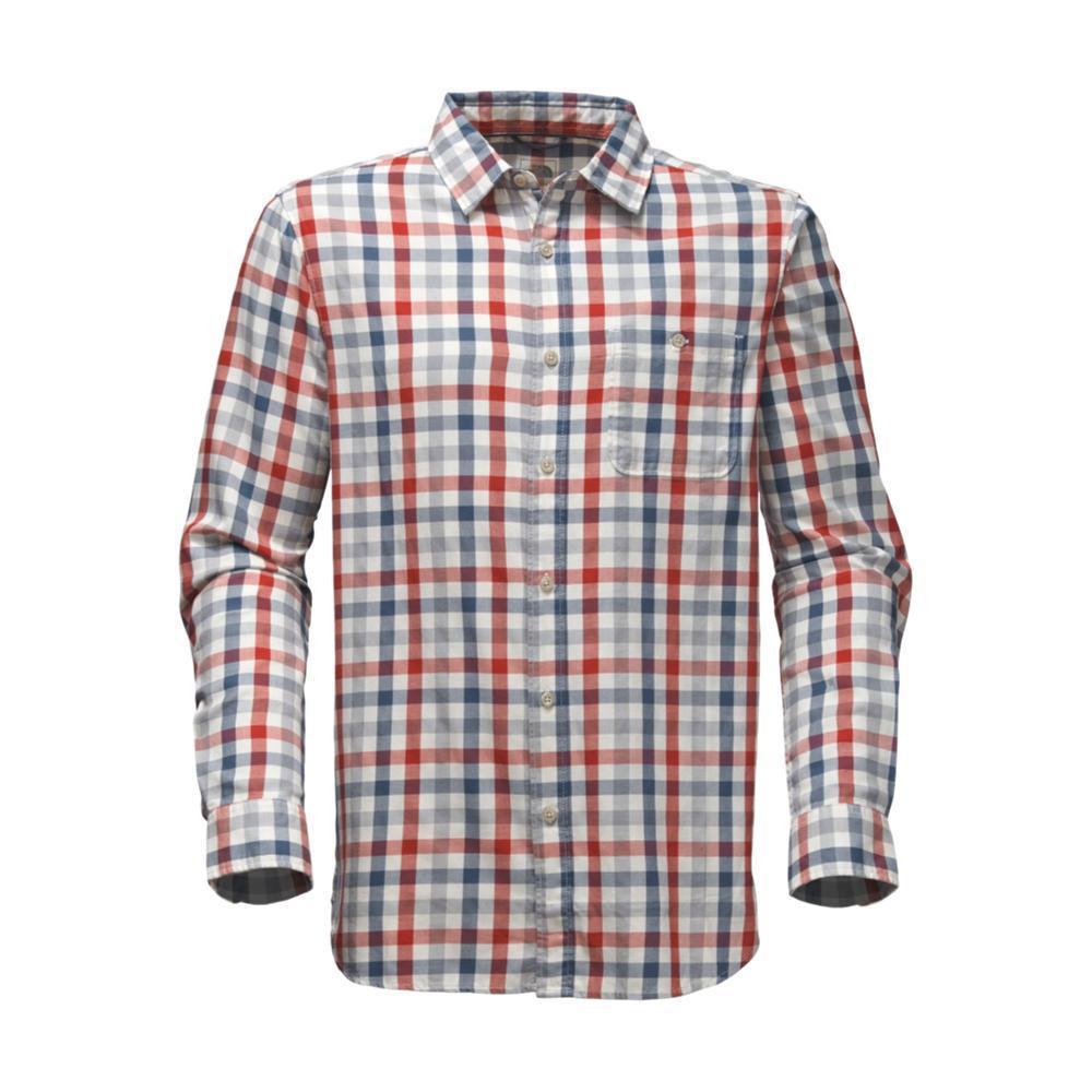 The North Face Men's Long-Sleeve Hayden Pass Shirt SAH_BLUE