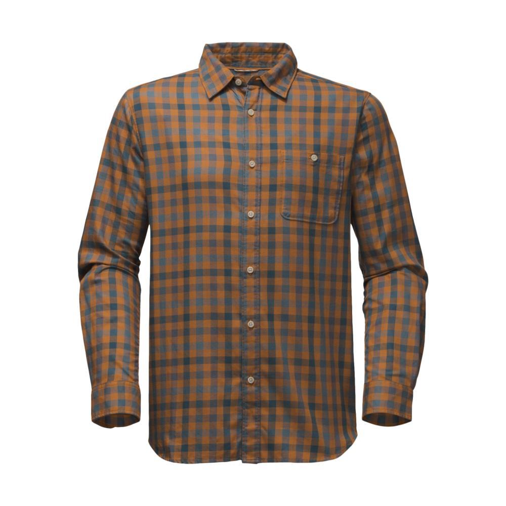 The North Face Men's Long-Sleeve Hayden Pass Shirt YMG_BROWN