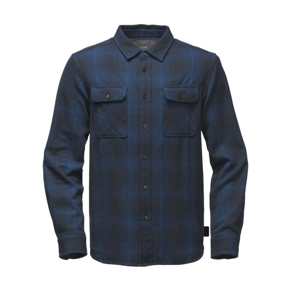 The North Face Men's Long-Sleeve Alpine Zone Shirt SAH_BLUE