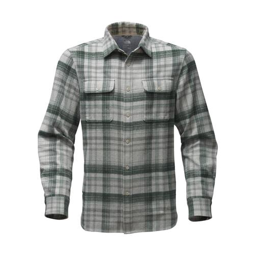 The North Face Men's Long-Sleeve Arroyo Flannel Shirt