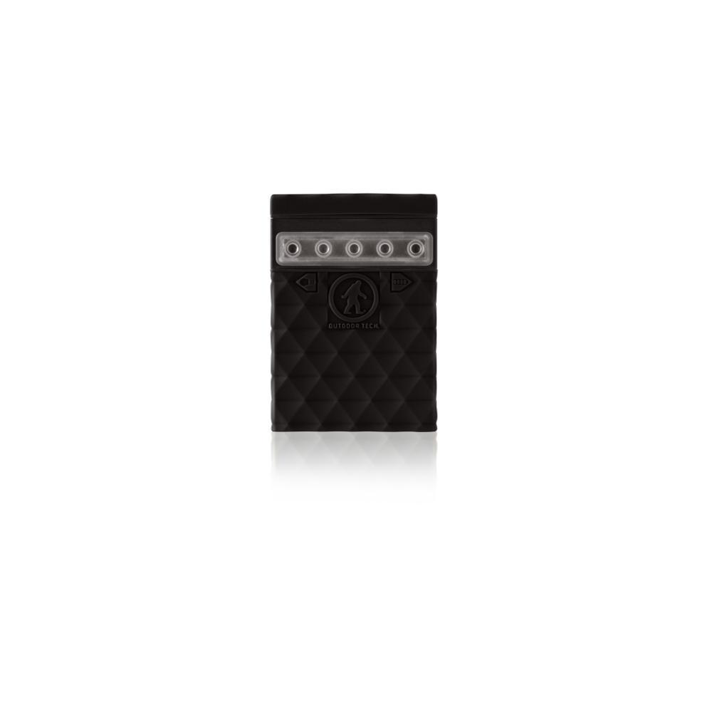 Outdoor Tech Kodiak Mini 2.0 - 2600mAh Portable Charger BLACK