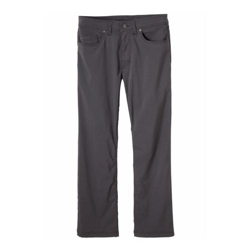 prAna Men's Brion Pants - 34in Charcoal