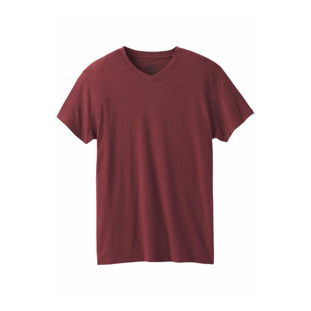 prAna Men's Prana V-Neck Shirt RAISIN