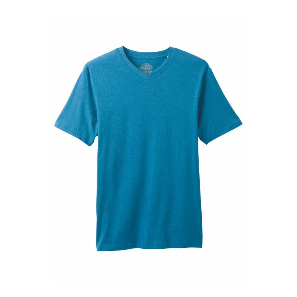 prAna Men's Prana V-Neck Shirt RRBLUE