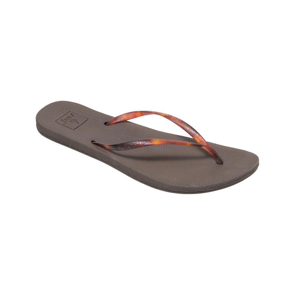 Reef Women's Escape Lux Tortoise Sandals BRWNTORT
