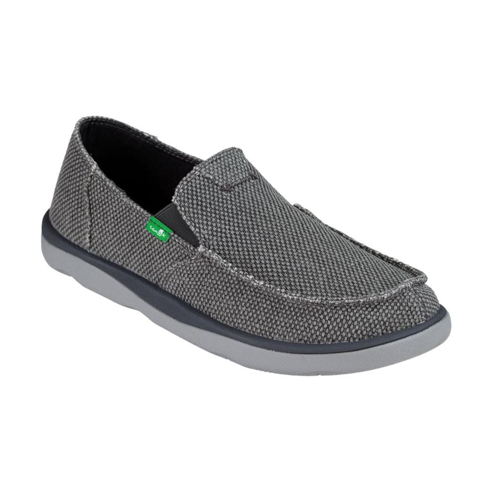 Sanuk Men's Vagabond Tripper Slip On Shoes CHAR