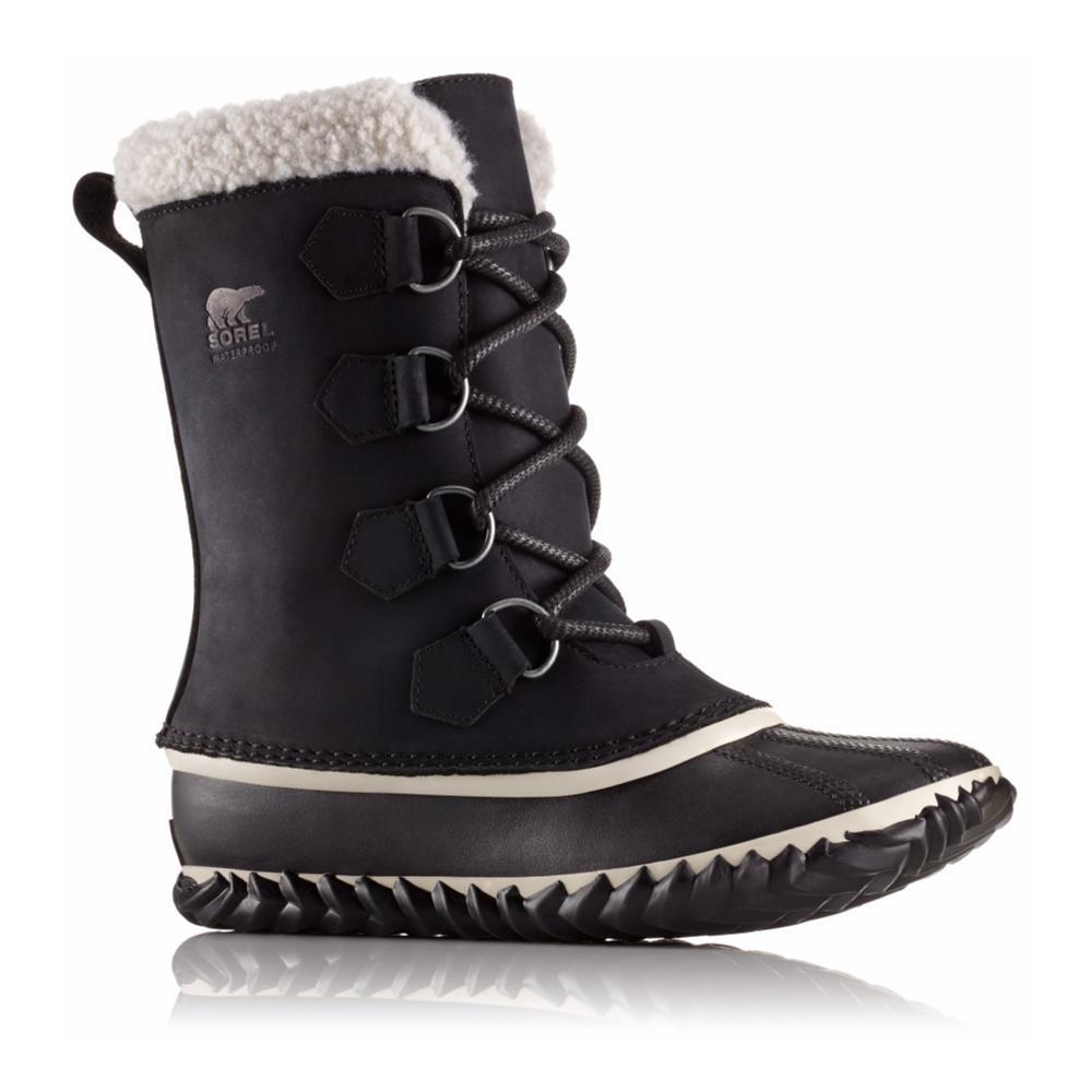 Sorel Women's Caribous Slim Boots BLACK