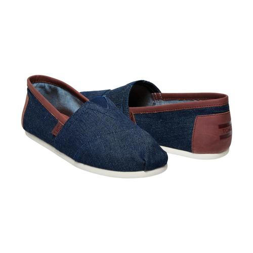 Toms Men's Classics Slip-On Shoes Dkrden
