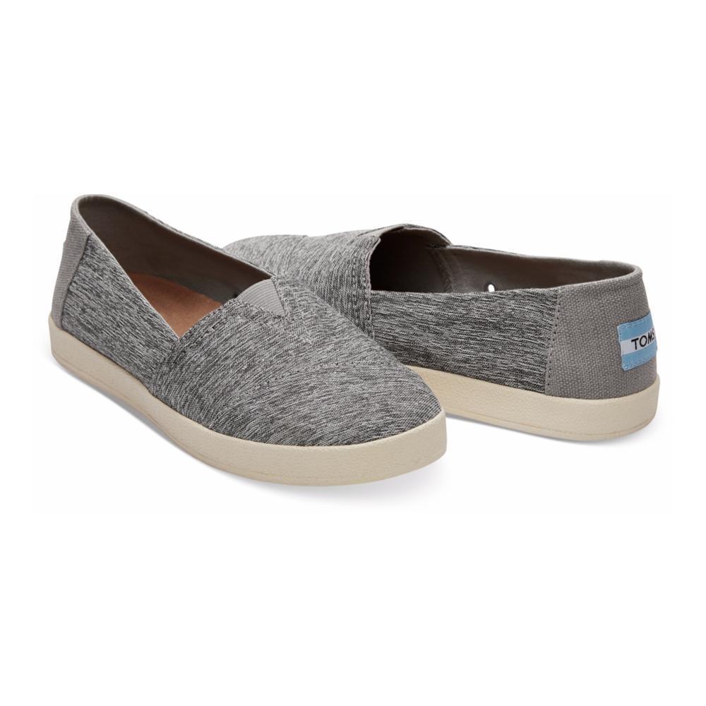 Toms Women's Avalon Slip-on Sneakers IRONSPCDYE