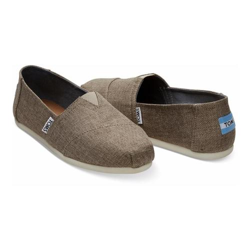 Tom's Women's Poly Canvas Classic Alpargatas