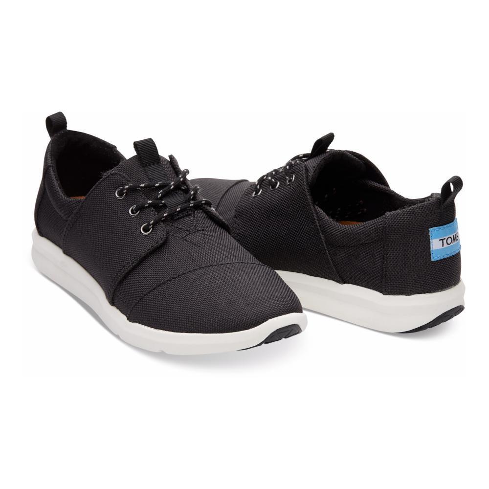 Toms Women's Del Rey Sneakers BLKPLYCAN