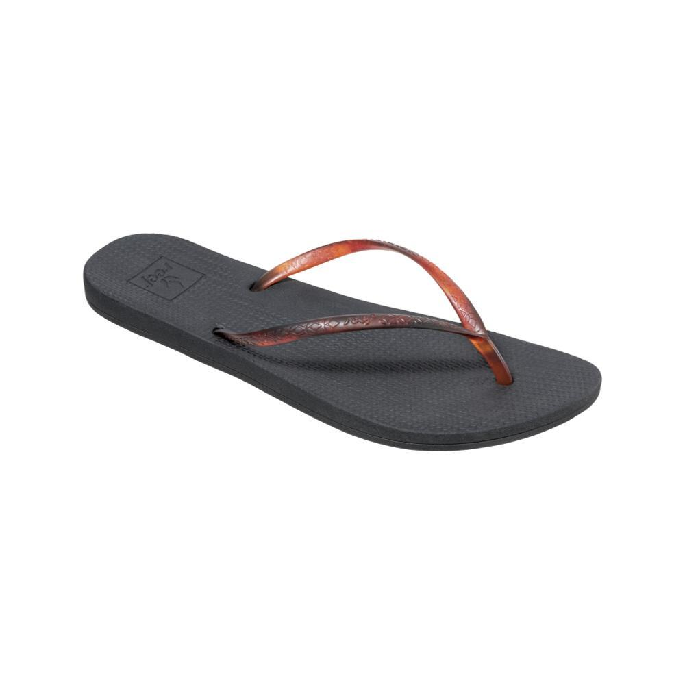 Reef Women's Escape Lux Tortoise Sandals BLKTORT