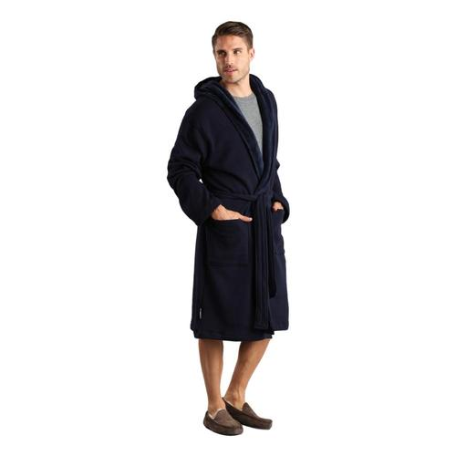 Ugg Australia Men's Brunswick Robe Navy