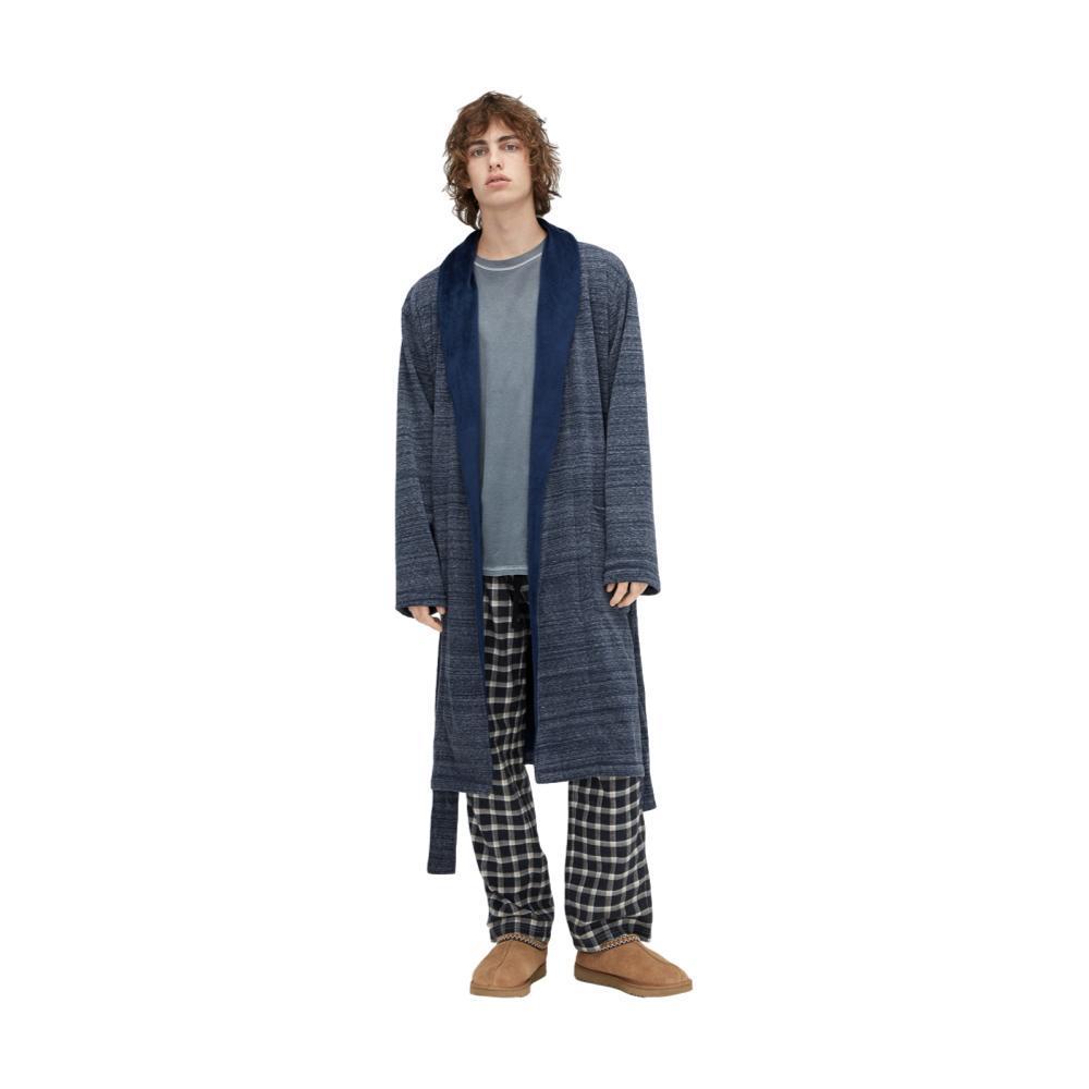 Ugg Australia Men's Robinson Robe NAVYHTHR