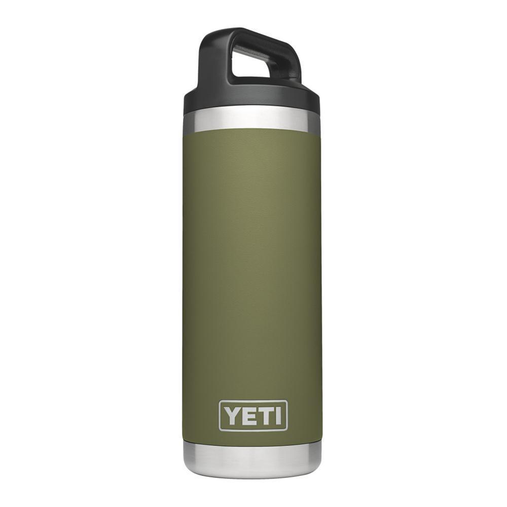Yeti Rambler 18oz Bottle OLIVE_GREEN
