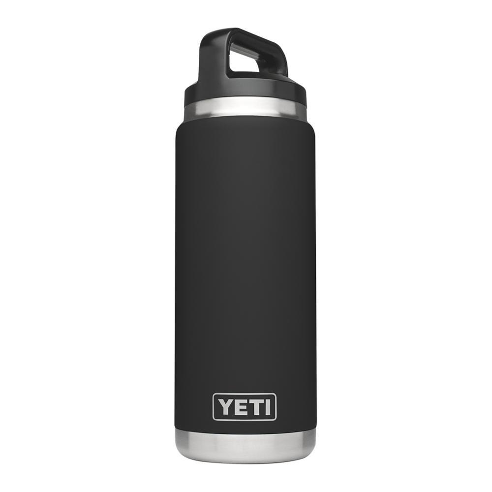 Yeti Rambler 26oz Bottle BLACK