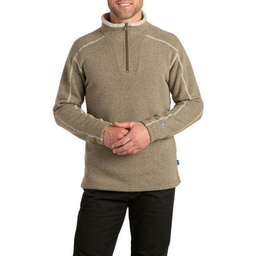 Kuhl Men's Europa 1/4 Zip Sweater