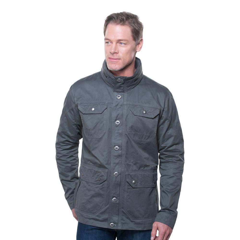 Kuhl Men's Kollusion Jacket CARBON