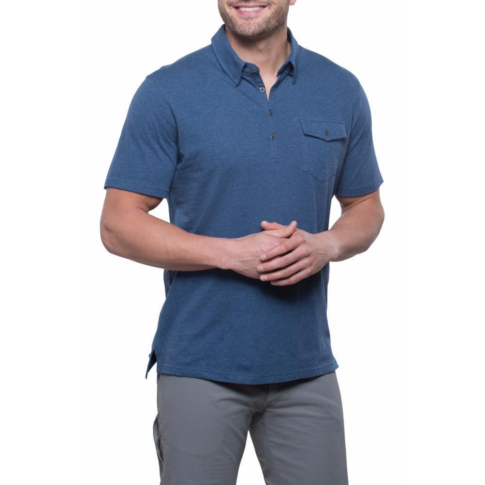 Kuhl Men's Stir Polo Shirt SHADBLUE