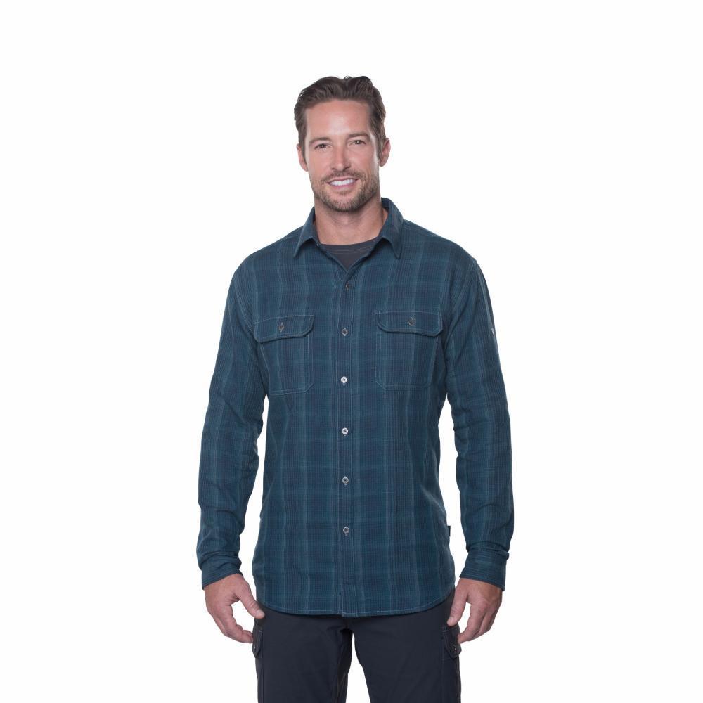 Kuhl Men's Shatterd Shirt BLUEINK