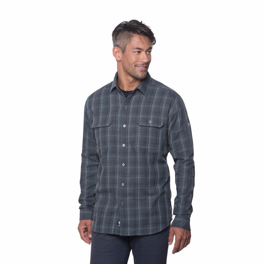 Kuhl Men's Shatterd Shirt SHALE